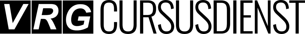 vrg cursusdienst logo